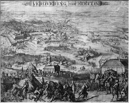 Fortyfikacje i oblężenia miasta